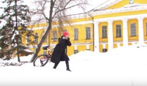 «Дети лейтенанта Шмидта» записали пародийный клип про зимнюю акцию в Барнауле.