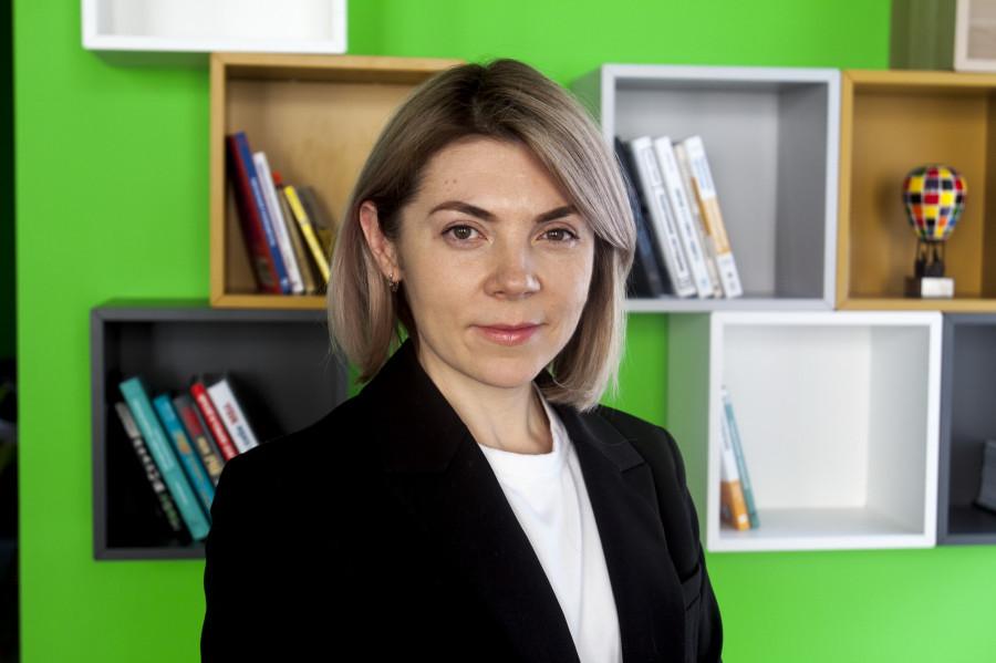 Наталья Оглоблина, руководитель студии Zefir Games.