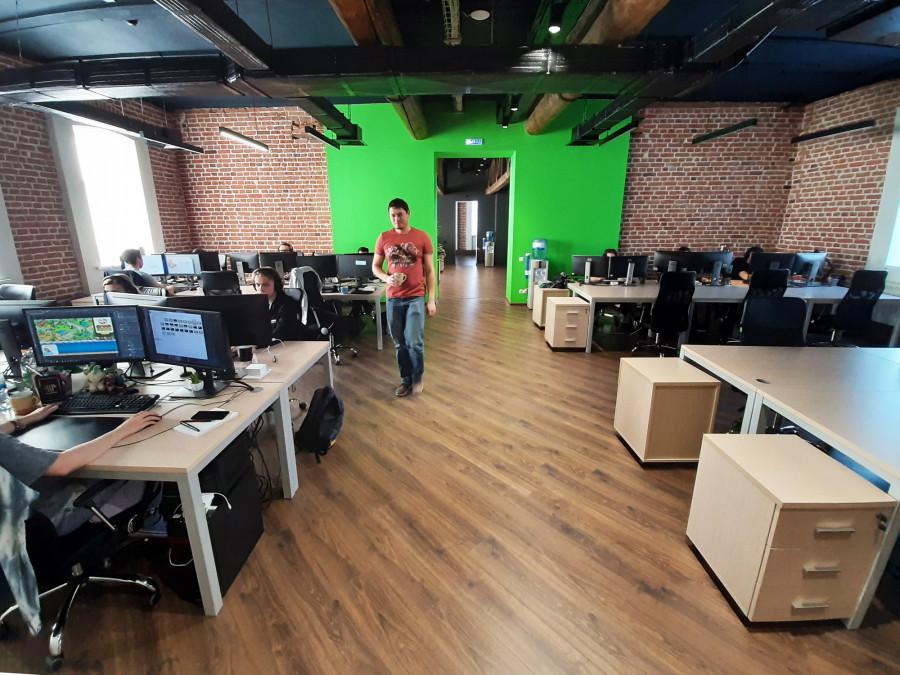 Офис Zefir Games.