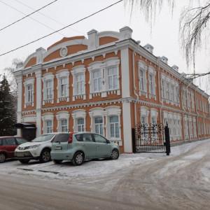 Купеческий дом на ул. Короленко, 63 в Барнауле.