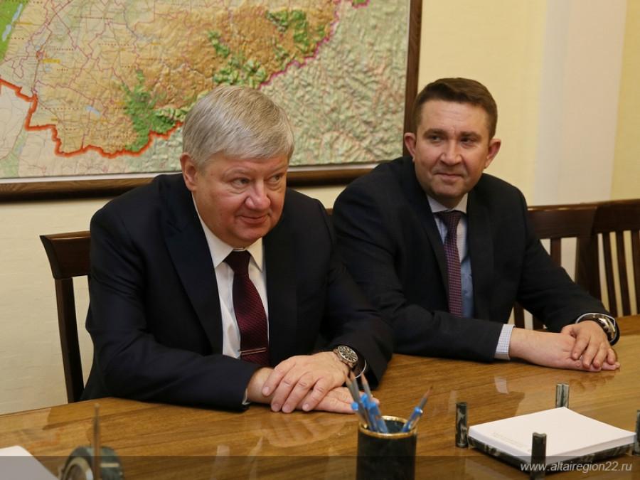 Владимир Кубышко и Дмитрий Проказин.