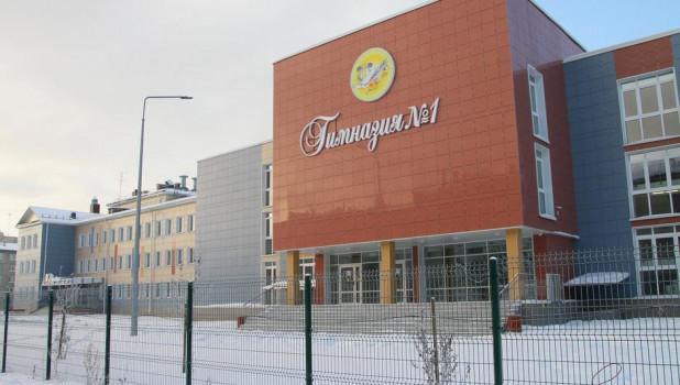 Гимназия в Ангарске, которую строили почти 30 лет.