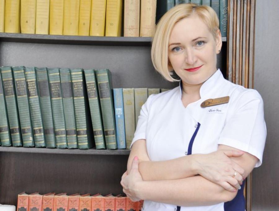Наталия Федюнина, врач-сомнолог.