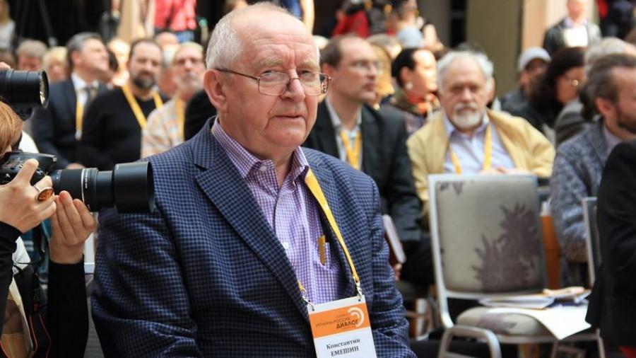 Константин Емешин - общественник и председатель барнаульского ТСЖ.