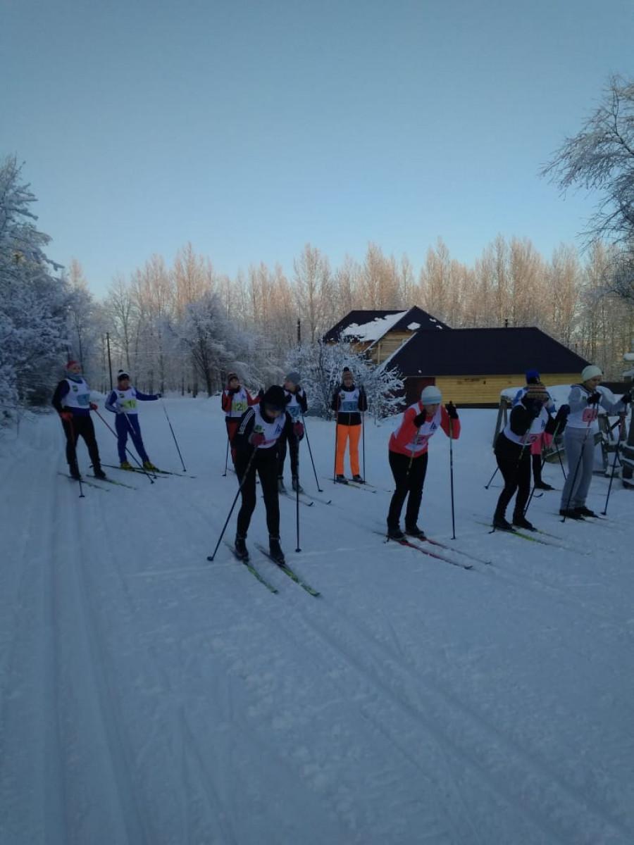 На Алтай-Коксе определили призеров лыжных гонок