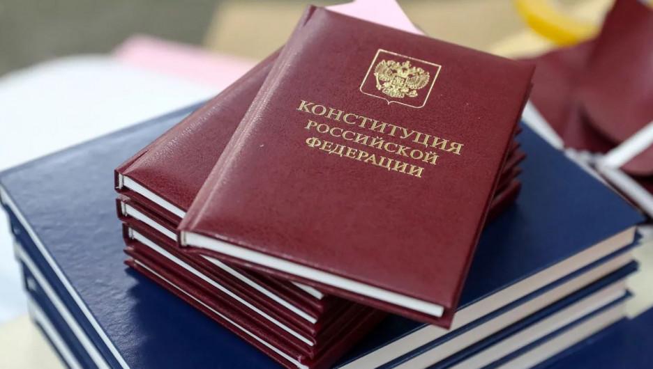 Алтайский общественник и «гражданин мира» помогает Путину изменить  Конституцию-2020