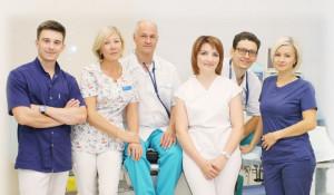 Команда опытных специалистов «Клиники Пасман»