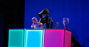 Спектакль Online в театре кукол