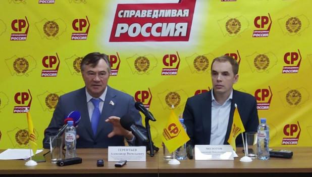 Алтайские эсеры предложили поменять Конституцию РФ по-своему