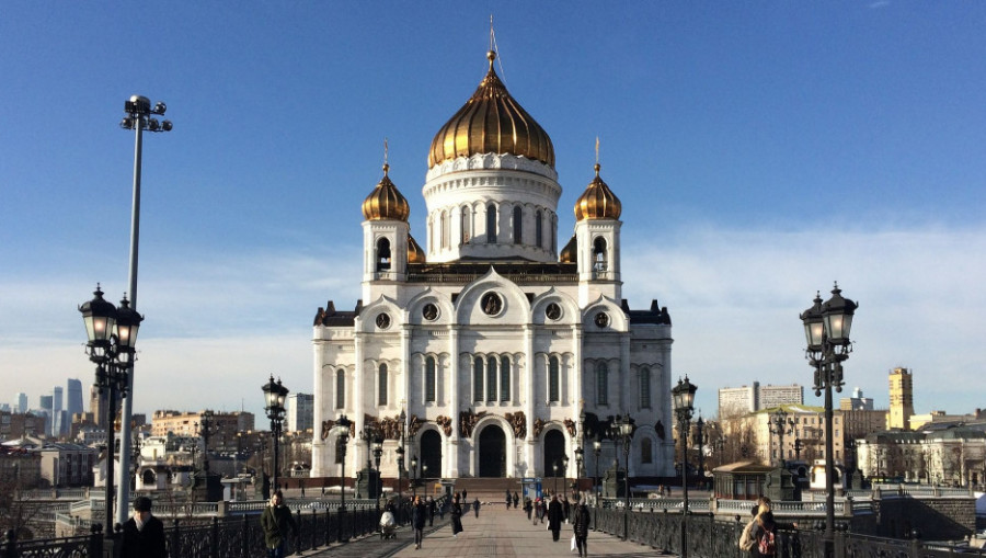 Церковь. Храм