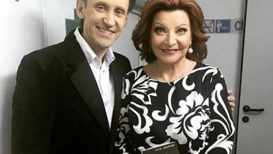 Сергей Дроботенко и Елена Степаненко.