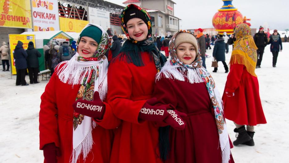 Сибирская масленица - 2020.
