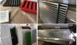 Особенности наружных решеток для вентиляции