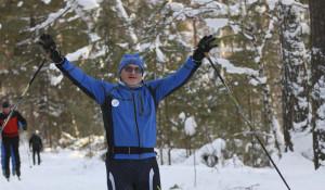 Лыжный марафон Мария-Ра
