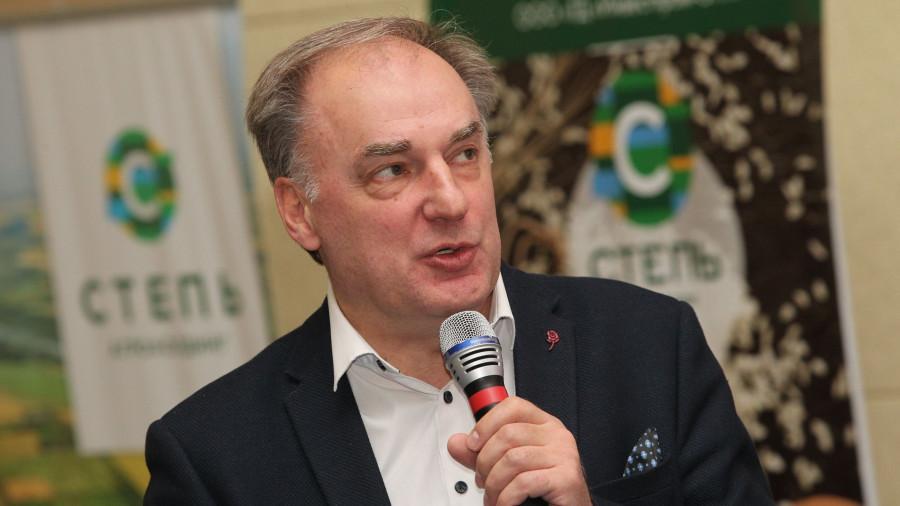 Владимир Петриченко. Зимняя зерновая конференция в Белокурихе-2020.