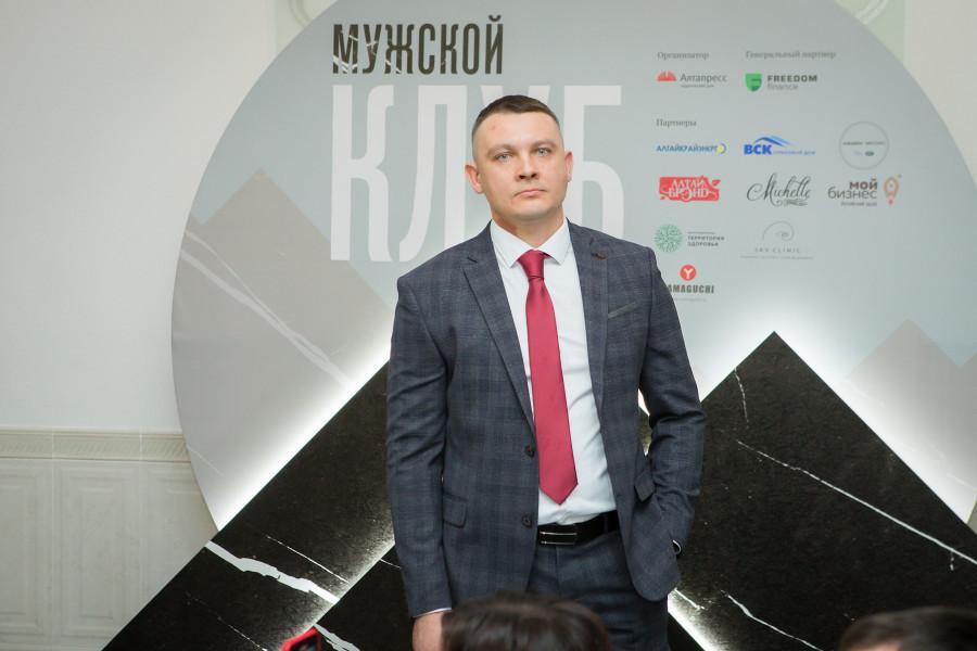 """Первая в 2020 году встреча """"Мужского клуба"""""""