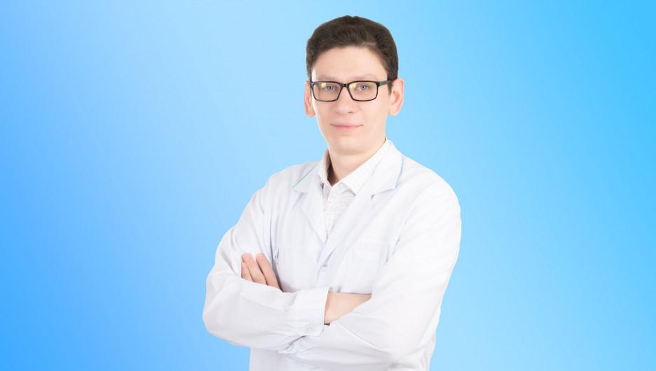 Павел Андреевич Гаврилов, уролог, хирург, онколог«Клиники Пасман».