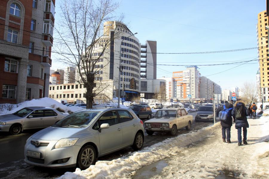 Здание на ул. Пролетарской, 89.