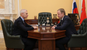Виктор Томенко и Олег Матыцин.