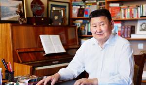 Вячеслав Мархаев, член Совета Федерации от Иркутской области.