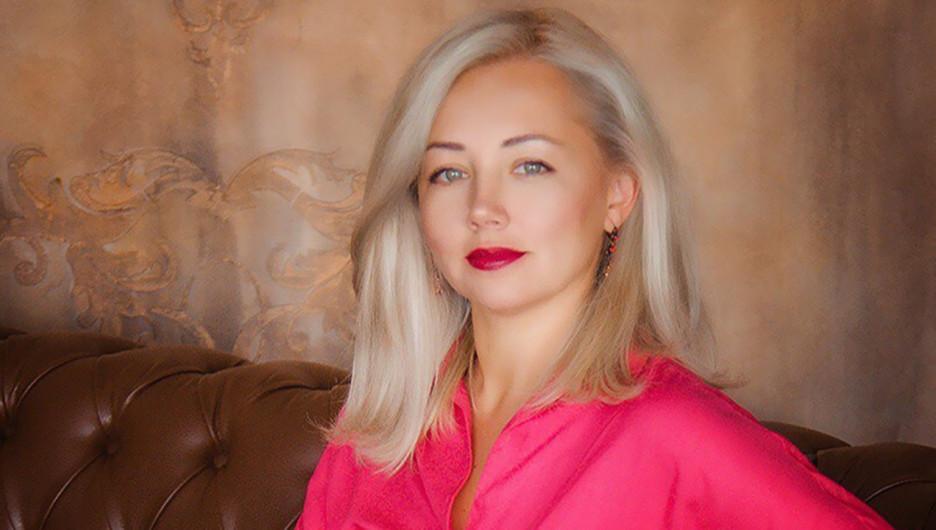 Мария Кулагина, финансист.