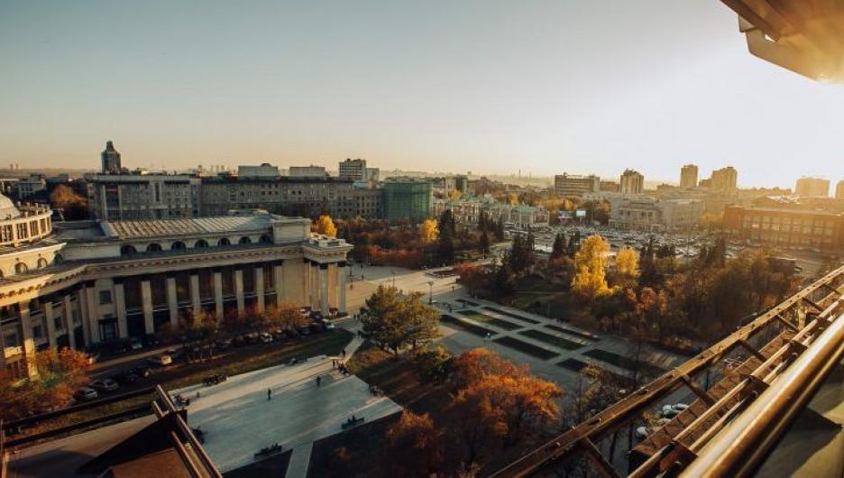 Новосибирск.