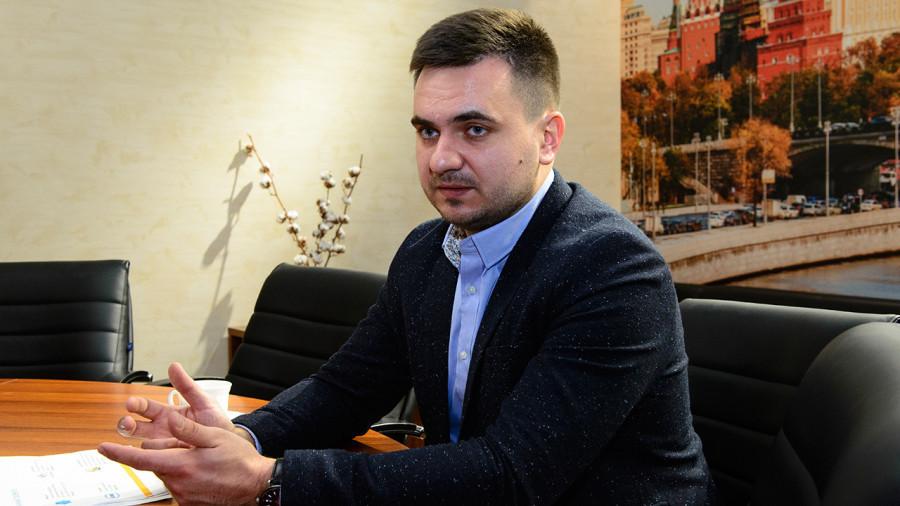 Родион Уваров.
