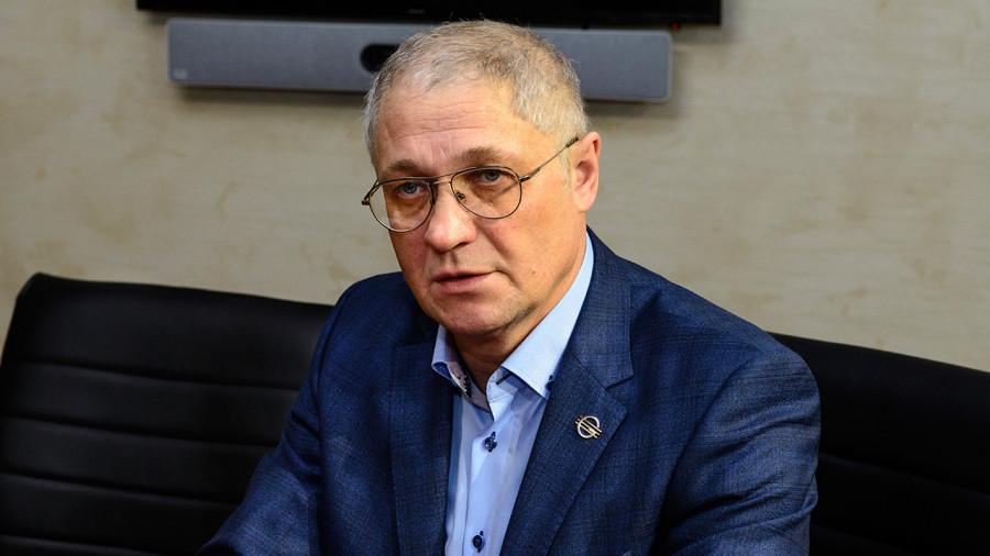 Николай Мозговой.