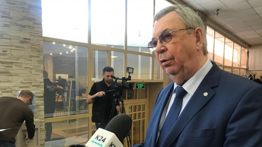 Павел Нестеров, бизнес-омбудсмен Алтайского края.