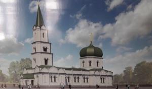 Петропавловский собор планируют заново отстроить в Барнауле.
