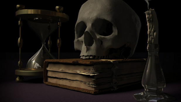 Книга, смерть