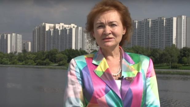Людмила Стебенкова.