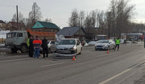 ДТП на Алтае 20 марта.