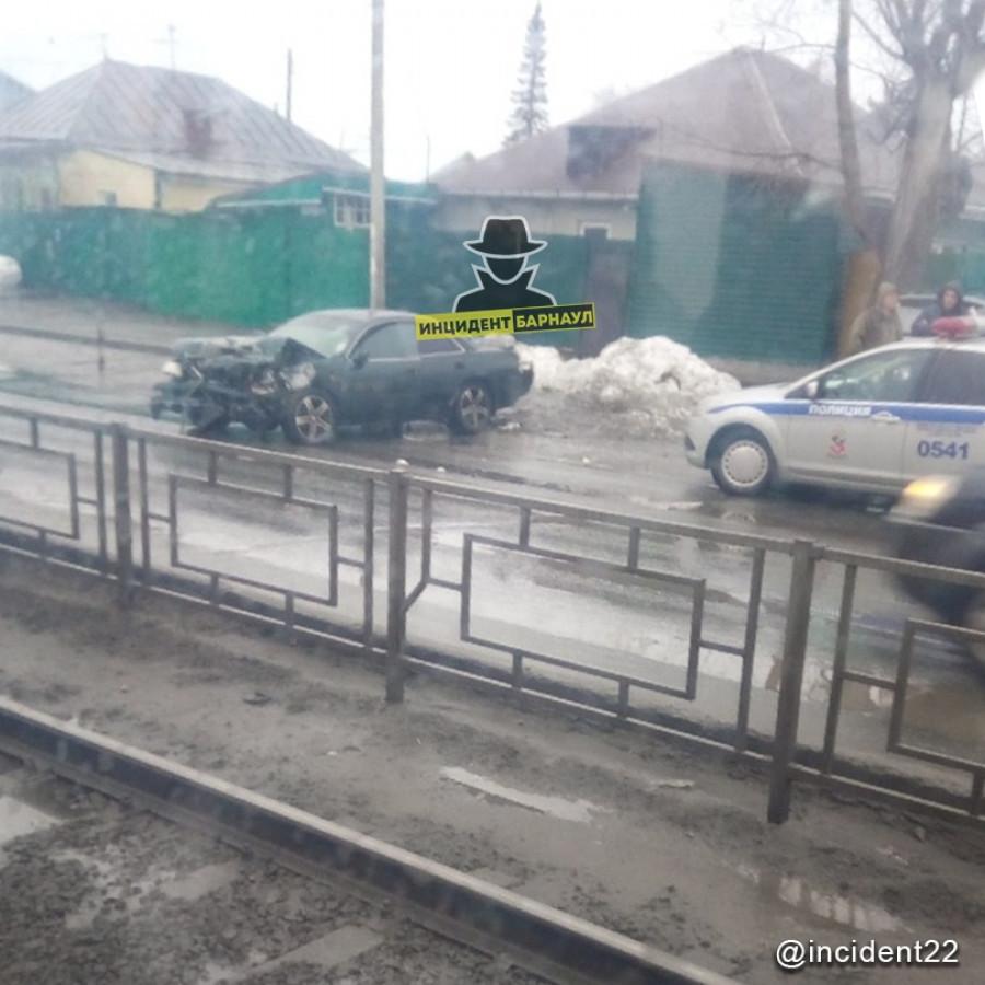 ДТП. Барнаул.