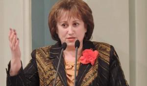 Вера Ганзя, депутат Госдумы от Новосибирской области.