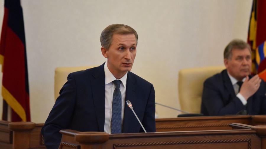Евгений Дешевых в АКЗС.