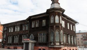 Самый творческий дом Барнаула.