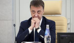 Отчет Вячеслава Франка о работе администрации Барнаула.