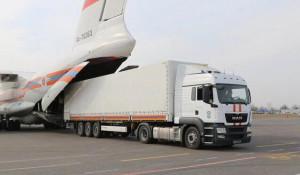 Водоналивные дамбы прибыли в Алтайский край.