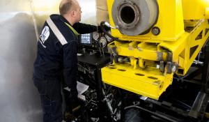 Завод «Алтайгеомаш» вывел на рынок современную буровую установку СБГ-6.