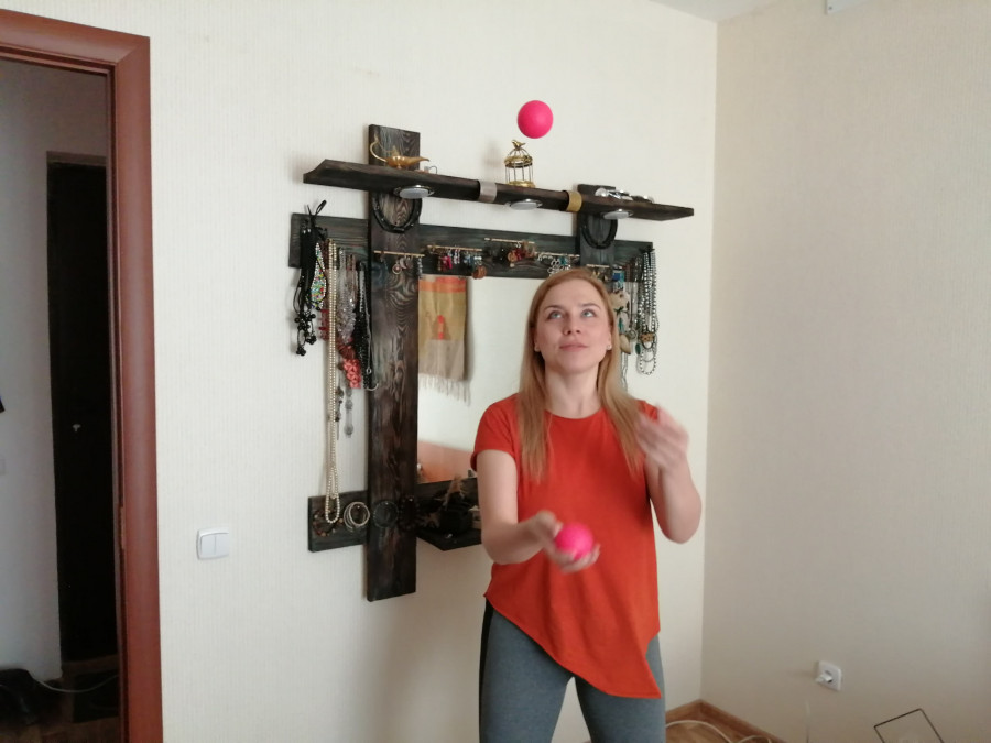 Актриса музыкального театра Мария Евтеева