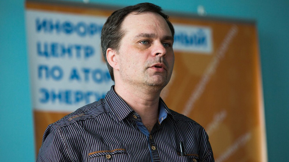 Антон Лучанский, телеведущий, редактор и журналист ГТРК «Новосибирск».