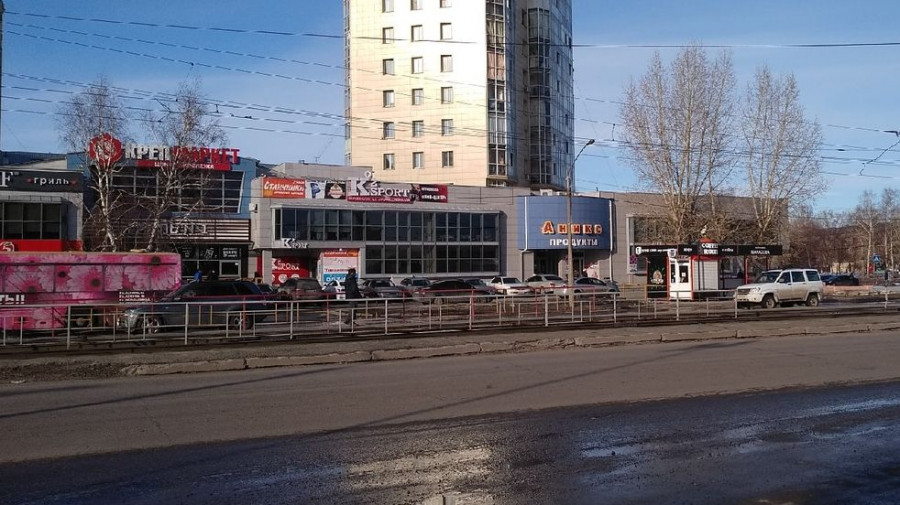 Дома на ул. Антона Петрова.