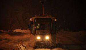 Трамвай №13. Новосибирск.