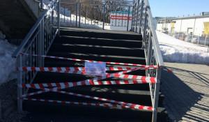 В Барнауле закрыли Набережную Оби и Нагорный парк.