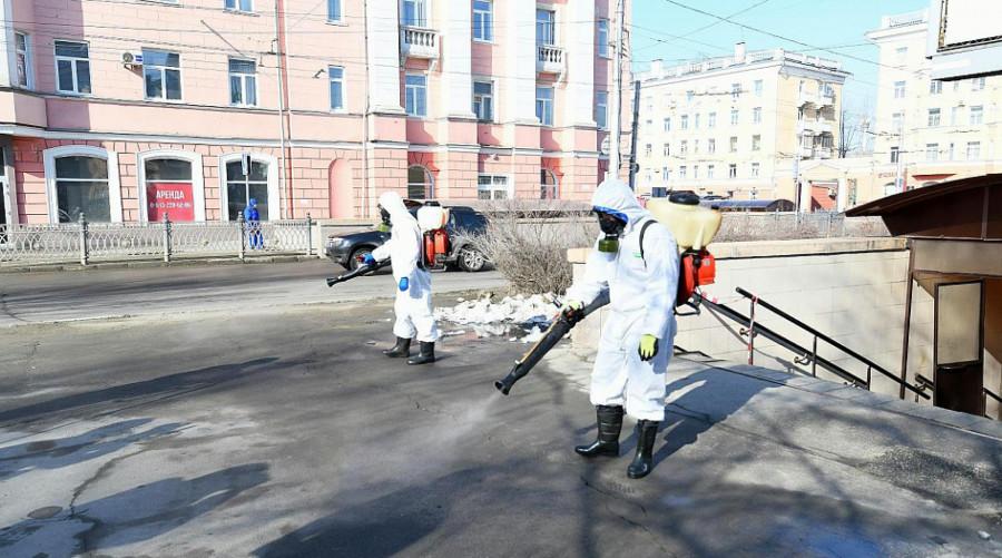 Губернатору Томенко предложили запретить сморкаться на улицах и отменить режим самоизоляции
