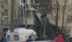 Орехово-Зуево, Московская область, 4 апреля 2020 года.