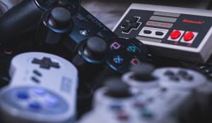 Видеоигры.