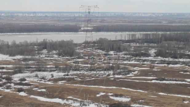 Подготовка к паводку в Алтайском крае, 2020 год.