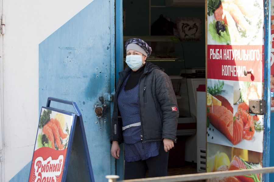 Алтайский край в условиях пандемии коронавируса.